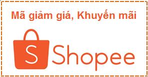 Mã giảm giá, khuyến mãi Shopee